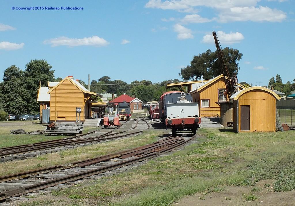 (SM 14-12-0504) Yass Railway Museum, December 2014