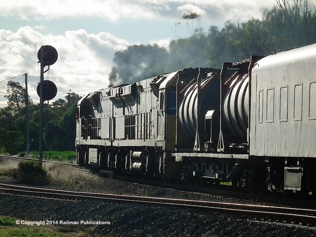 (SM 14-6-3582) 6023, 6027, Crystal Brook, 7th June 2014